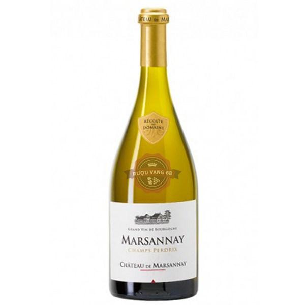 Rượu Vang Pháp Marsannay Champs Perdrix