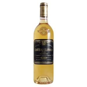 Rượu vang Pháp Petit Guiraud 1er Cru Classe 2019
