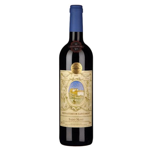 Rượu Vang Pháp Plaimont Monastere de Saint Mont Saint Mont