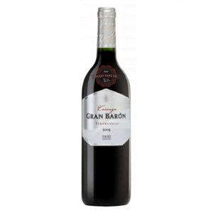 Rượu Vang Tây Ban Nha Gran Baron Tinto Crianza