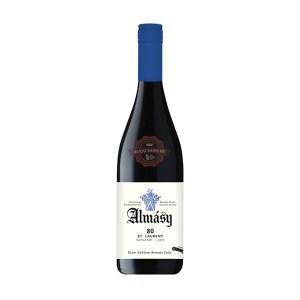 Rượu vang Áo Almásy Saint Laurent 2019