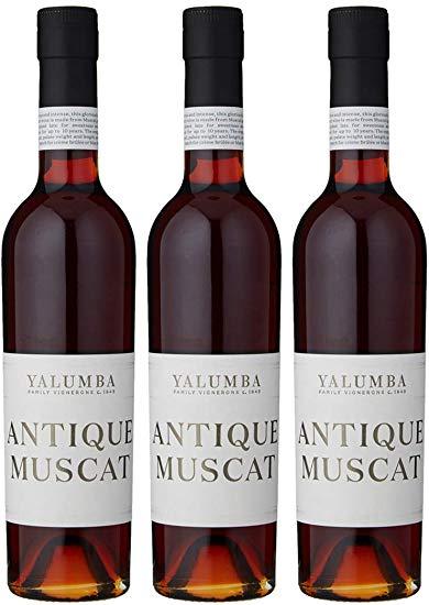 Rượu vang Úc Yalumba Antique Muscat 37.5cL