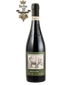 Rượu Vang Đỏ Barbaresco Gallina La Spinetta có mầu đẹp mắt. Hương thơm nổi bật của cherry đỏ, bạc hà, gỗ sồi pháp và hoa dại
