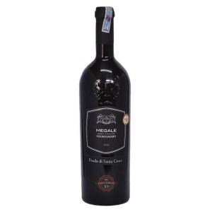 Rượu Vang Ý Megale Negroamaro Salento (Black Label)