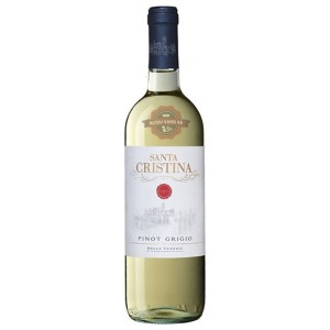 Rượu vang Ý Santa Cristina Pinot Grigio Delle Venezie IGT