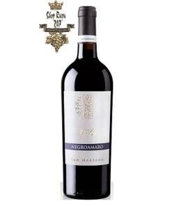 Rượu Vang Đỏ Talo Negroamaro Salento IGP