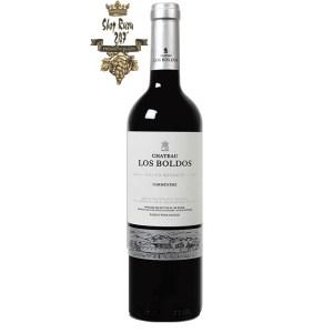 Rượu vang Đỏ Château Los Boldos Grande Reserve Carmenere được làm từ nho Carmenere, Cachapoal Andes, Chile