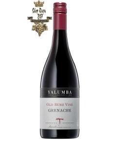 Rượu Vang Đỏ Úc Yalumba Bush Vine Grenache có một mầu đỏ đậm đẹp mắt. Thung lũng Barossa là nơi có một số vườn nho Grenache