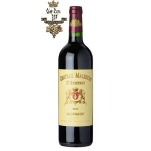 Rượu Vang Đỏ Chateau Malescot St. Exupery 2012 là một loại rượu vang tuyệt vời khác trong các loại rượu cổ điển này