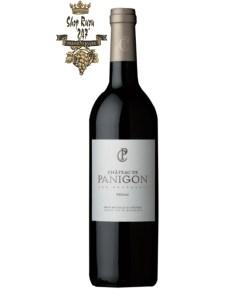 Rượu Vang Đỏ Chateau de Panigon Medoc có màu đỏ đậm đẹp mắt. Hương thơm của các loại quả như mọng đen, nho đen, anh đào đen