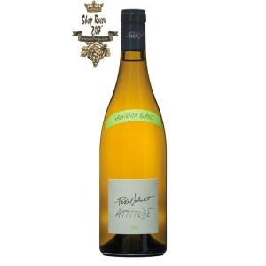 Rượu vang Pháp Trắng Pascal Jolivet Attitude Sauvignon Blanc IGP, được là sự pha trộn giữa các loại nho Sauvignon Blanc, Pascal, Pháp
