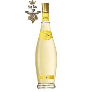 Rượu vang Pháp Domaines Ott Clos Mireille Cotes de Provence bộc lộ rõ hương vị hấp dẫn của trái cây chín, độ ngọt tự nhiên