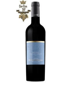 Rượu vang trắng Pháp M.Chapoutier Banyuls có vị ngọt tự nhiên và thể hiện đầy đủ trái cây và đặc tính tuyệt vời