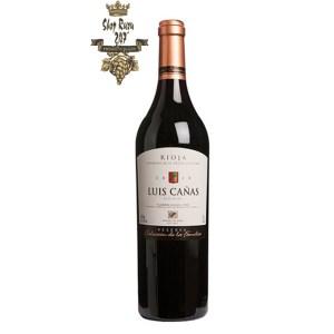 Rượu vang Luis Canas La Familia là một trong những chai rượu được yêu thích không chỉ tại đất nước này mà nó còn rất được ưa chuộng tại Việt Nam.