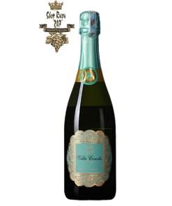 Rượu vang Villa Conchi Cava Brut Seleccion mang đến một lượng trái cây và sắc thái ấn tượng của đồ nướng. Để lại trong miệng của người thưởng thức một dấu ấn tinh tế