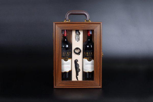 hộp rượu đôi đẹp