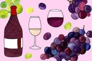 thực tế thì tất cả các loại rượu vang đều không phải là tự nhiên hoàn toàn. Rượu vang được làm từ nước ép nho