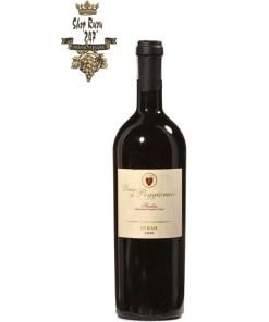 Rượu vang Duca Di Poggioreale Syrah 2009