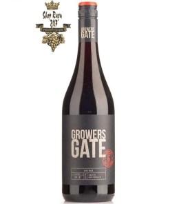 Rượu Vang Đỏ Úc Growers Gate Syrah
