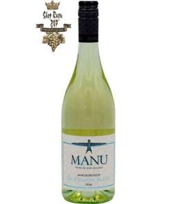 Rượu Vang Trắng New Zealand Manu Sauvignon Blanc
