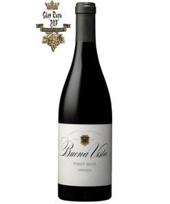 Rượu vang đỏ Mỹ Buena Vista Carneros Pinot Noir