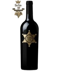 Rượu vang Mỹ Buena Vista The Sheriff