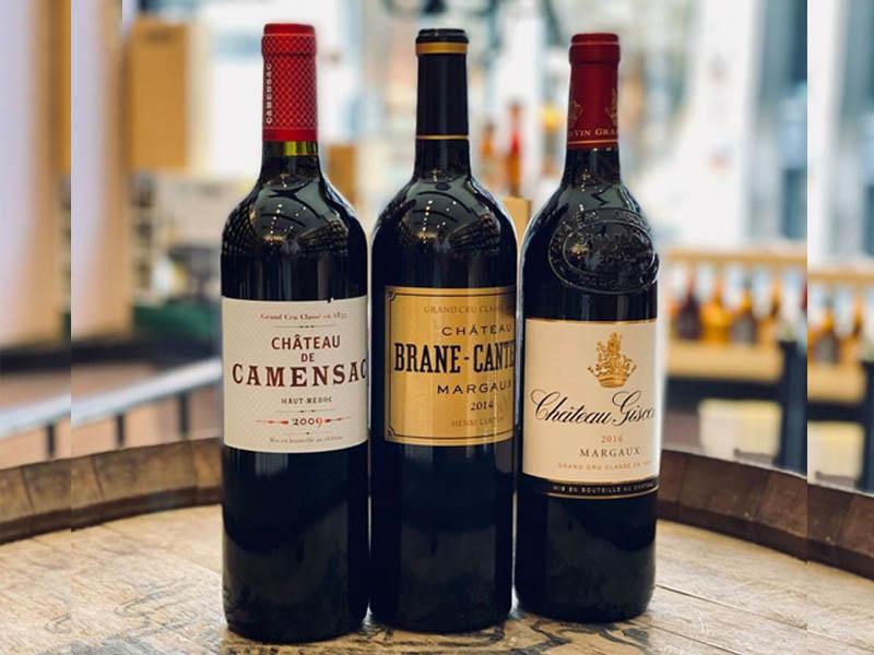Rượu Vang Château de Camensac La Closerie Haut-Médoc 2015 được kết hợp từ 13% Cabernet-Sauvignon, 87% Merlot.
