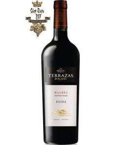 Rượu vang đỏ Altos Reserva Malbec