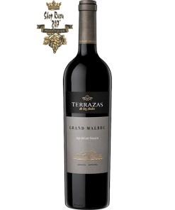 Rượu vang đỏ TERRAZAS Grand Malbec
