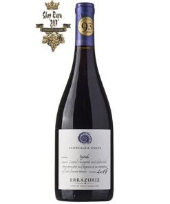 Rượu vang Chile Aconcagua Syrah