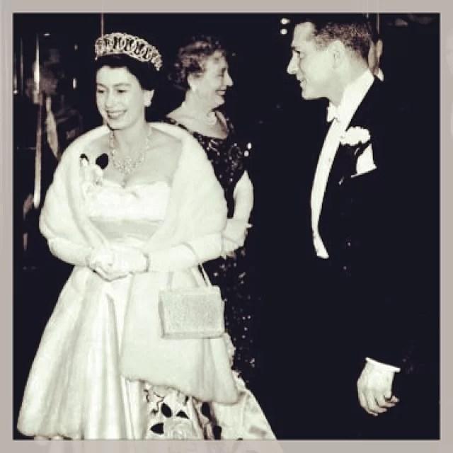 фото из жизни королевы Англии 7