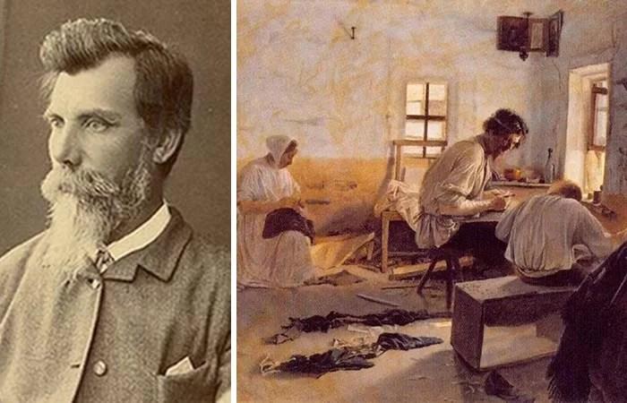 Лев Соловьёв художник