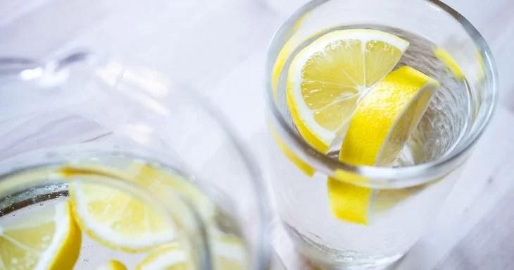 лимонная вода и наше здоровье