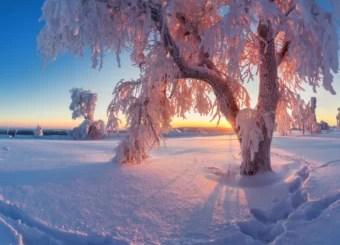 русскаязимушка зима