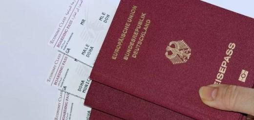 паспорта красного цвета