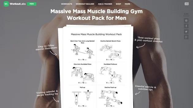 сайт о фитнес тренировках 6