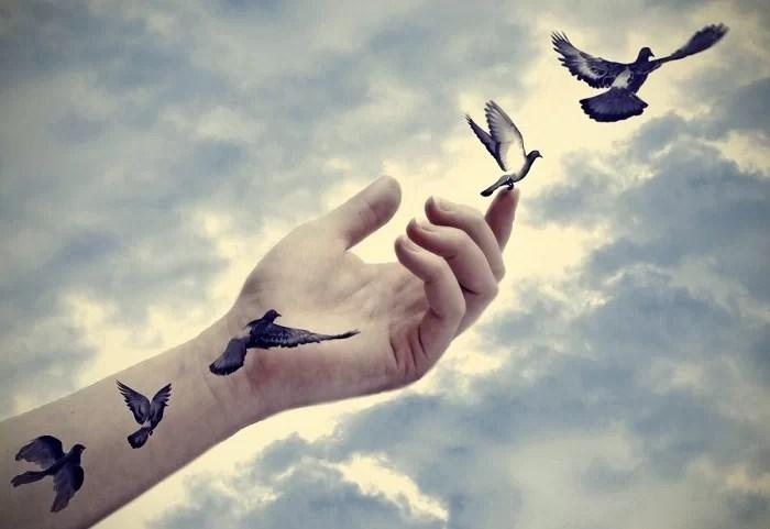 вещи, которые нужно отпустить - отпустите прошлое
