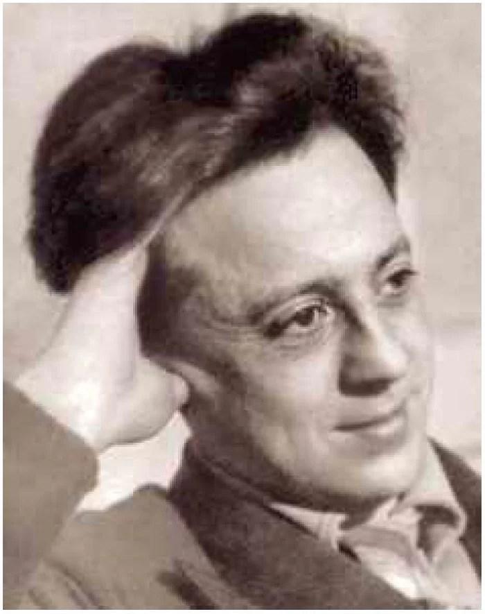 Соболев Александр Владимирович - поэт - автор слов Бухенвальдского набата