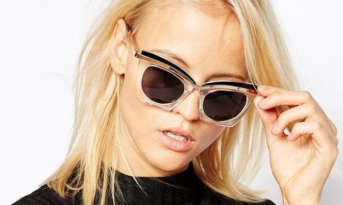 3. geometric γυαλιά ηλίου 3