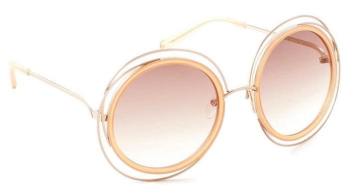 8. γυαλιά ηλίου με μεταλλικό σκελετό
