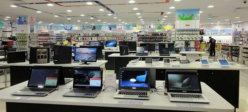 Challenger Electronics Stores in Singapore - SHOPSinSG