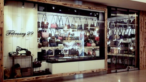 February 29 bag store VivoCity Singapore.