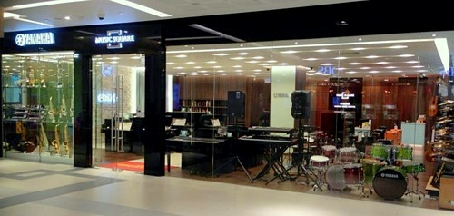 Yamaha Musical Instrument Stores & Music Schools in Singapore
