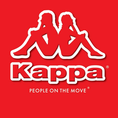 "Kappa ""Omini"" logo."