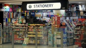 Office Mate stationery store Clarke Quay Central Singapore.