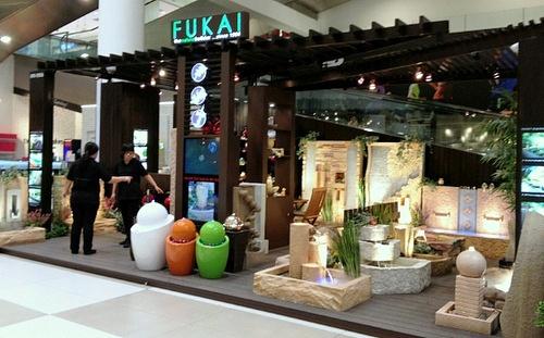 Fukai Environmental landscaping company IMM Singapore.