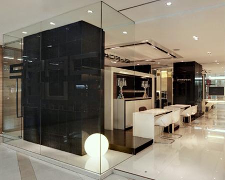 Spacious Planners interior design IMM Singapore.