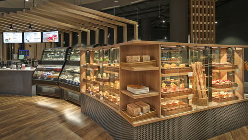 Kohi-Koji Cafe & Bakery by Emporium Shokuhin in Singapore.