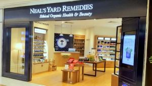 Neal's Yard Remedies shop in Singapore.
