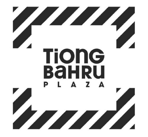 Tiong Bahru Plaza customer service counter in Singapore.